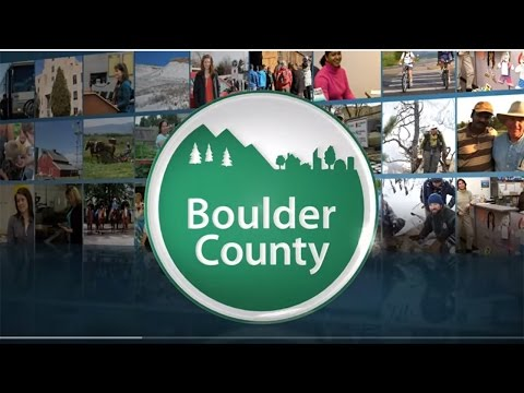 About Boulder County