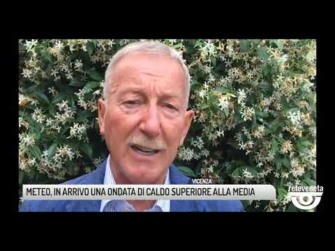 TG VICENZA (19/06/2019) - METEO, IN ARRIVO UNA OND...