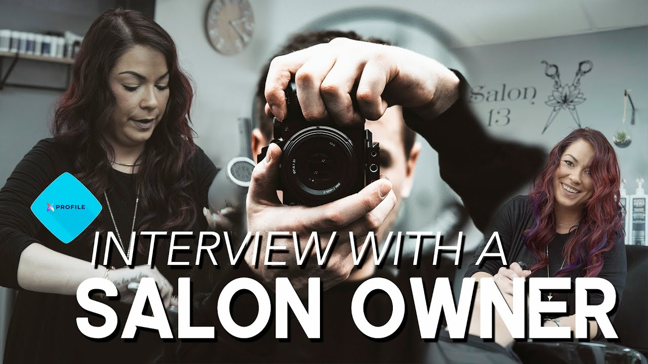 OWN YOUR OWN SALON with SALON 13