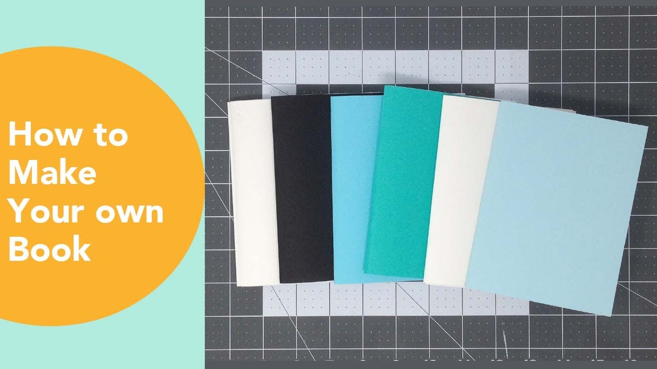 How To Make A Book At Home Diy Paper Crafts Ideas Staple Binding