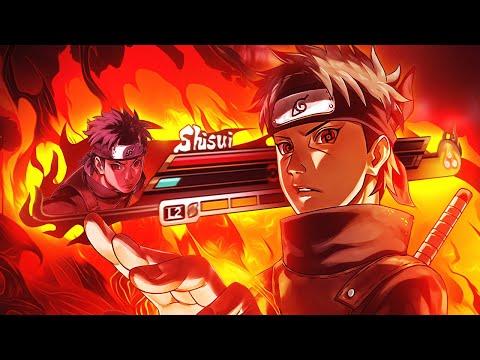 (MOD) Speed Demon Shisui Uchiha | Naruto Shippuden: Ultimate Ninja Storm 4 Mods |