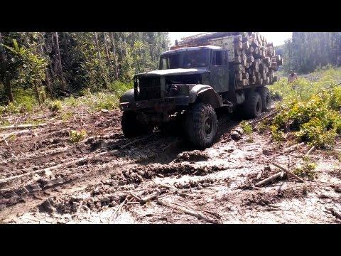 KrAZ soviet offroad monster truck