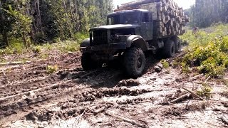 KrAZ - Russian OFF Road MONSTER truck(In this video you can see the opportunities of this Russian OFF Road MONSTER truck!, 2014-09-21T14:20:42.000Z)