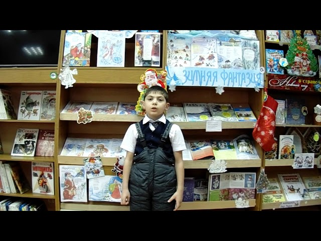Изображение предпросмотра прочтения – АлексГригорян читает произведение «Дедушка и внук» (Дружинина Марина)