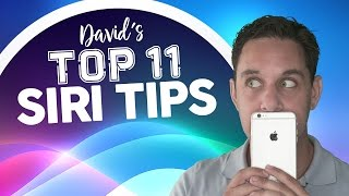 *TOP 11* Siri TRICKS!!