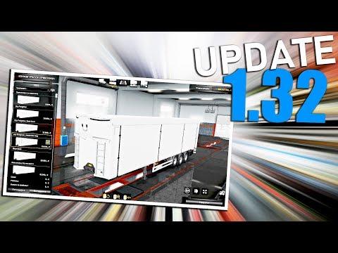 Novi UPDATE 1.32 - Euro Truck Simulator 2