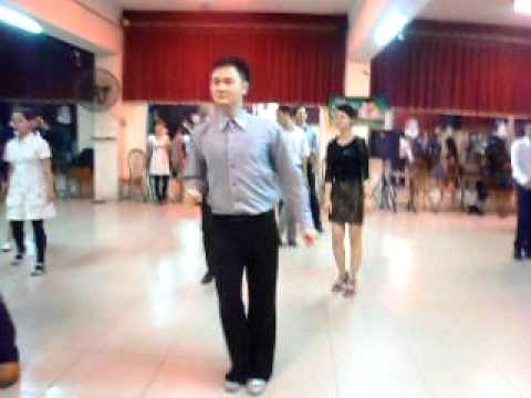 Học khiêu vũ Disco IDC club 3-5-CN hàng tuần tại Hà Nội - Thầy Quân