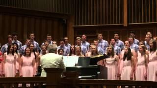 Adams Central Choir:  I