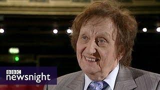 Comedy legend Ken Dodd – Newsnight Archives