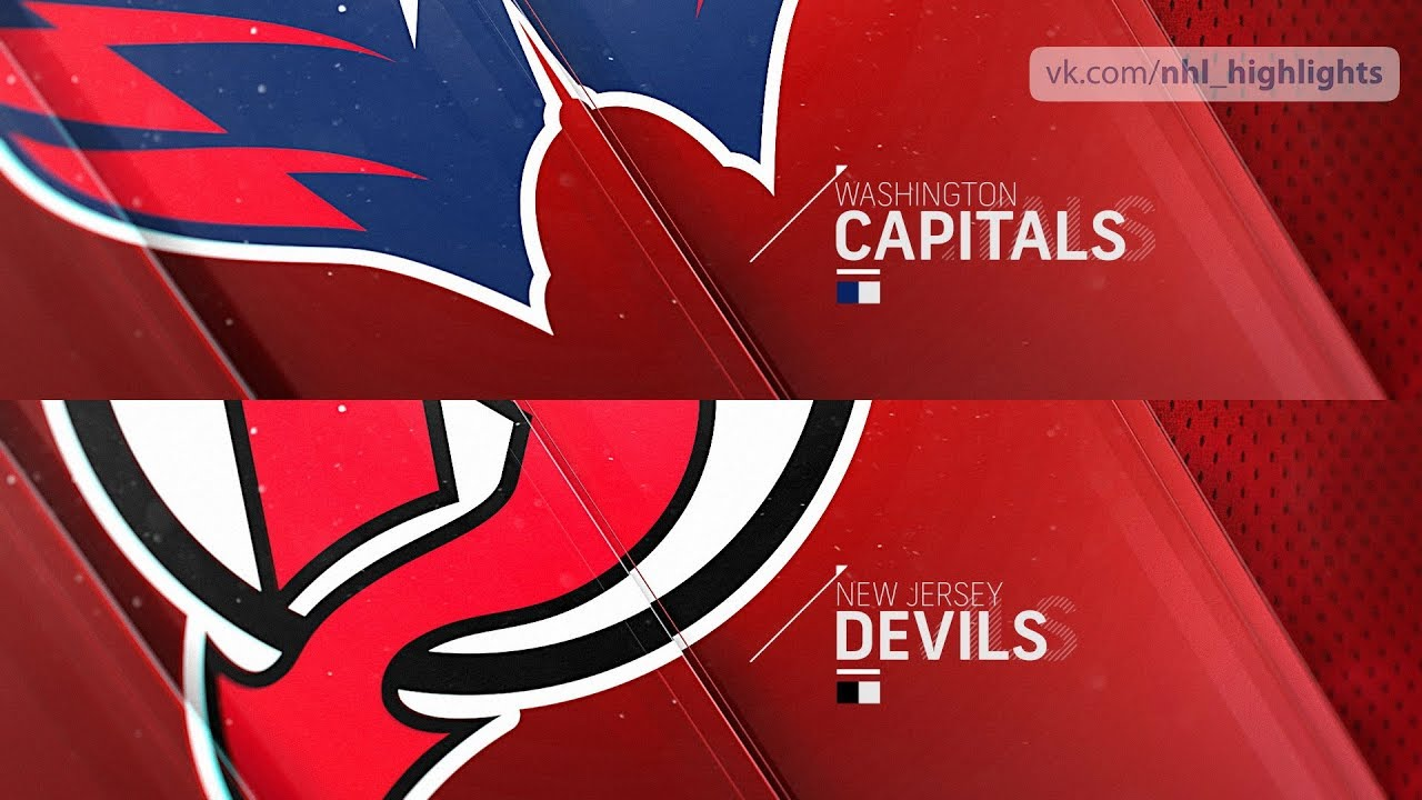 washington capitals vs new jersey devils