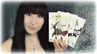 Horror Wunderland?! | Pandora Hearts (1-3/24) Jun Mochizuki | Spoilerfreie Manga Rezension
