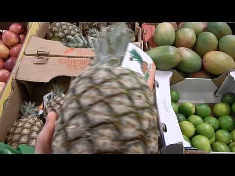 Organic Fruit And Greens In Denmark Aarhus