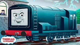 Storytime For Kids |  Read & Play w/ Diesel The Naughty Engine | Thomas & Friends StoryTime