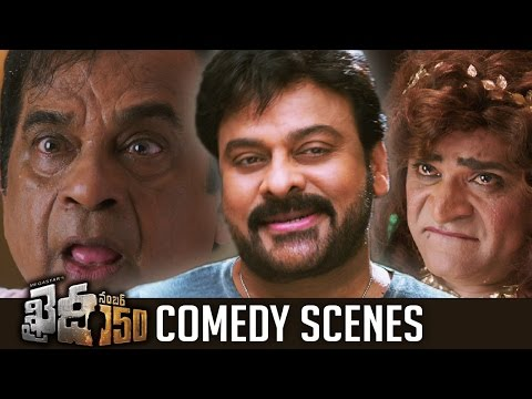 Khaidi No 150 Movie Comedy Scenes |...