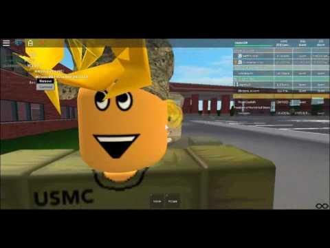 ~USMC~ [MCRD] Parris Island, South Carolina on roblox
