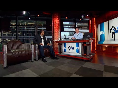 Rod Woodson In Studio on The Rich Eisen Show (1 of 3) 10/29/14