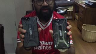 uag iphone 7 plus plasma feather light composite ash iphone case