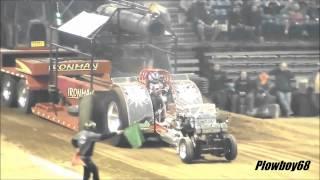 Western Farm Show Modified Tractors Kansas City, MO 2015