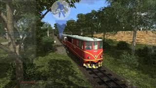 #Railworks #TrainSimulator  Тест нового ПК,скоро всё будет.