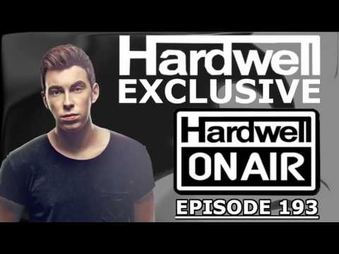Hardwell On Air EPISODE 193