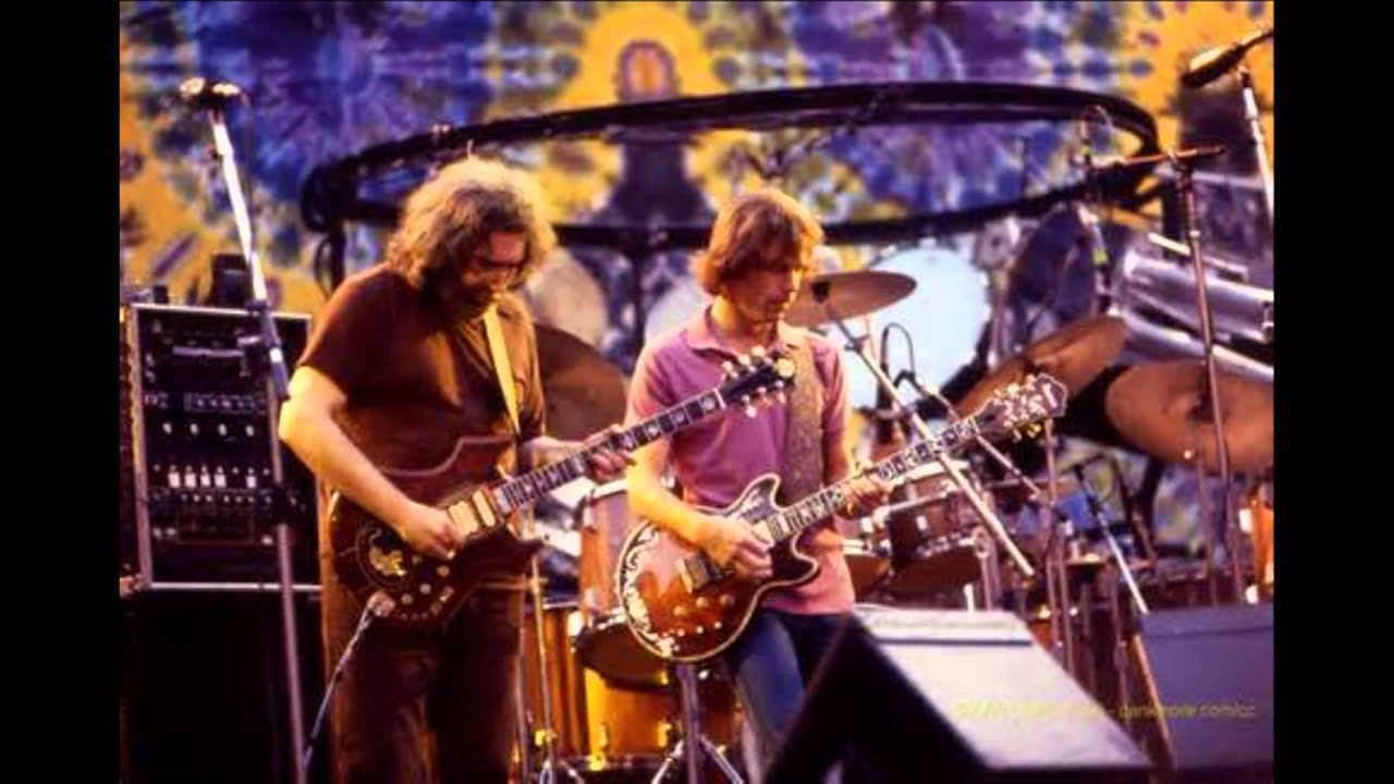 The Grateful Dead At Madison Square Garden N Y 09 20 93 Part 8 Johnny B Goode Youtube
