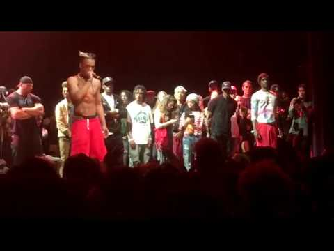 XXXTentacion - Look At Me! (Live in LA, 6/6/17)