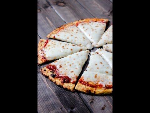 صورة  طريقة عمل البيتزا طريقة عمل بيتزا القرنبيط  | The Best Low-Carb Cauliflower Pizza طريقة عمل البيتزا من يوتيوب