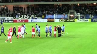 Guldfågeln Arena / Kalmar FF - Djurgården 2011-04-11