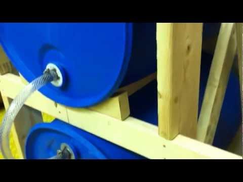 55 Gallon Water Storage: Part 3 - Filling the barrels