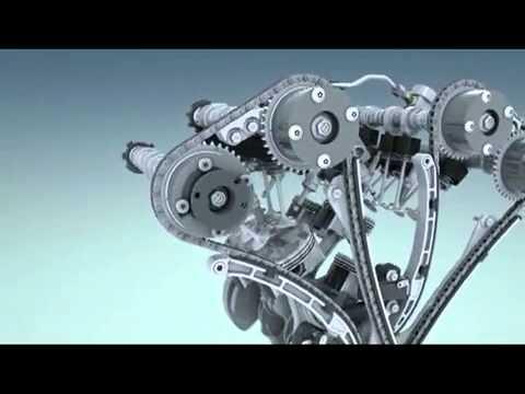 Hyundai Motor Lambda V6 Gdi Youtube