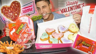 15,000 CALORIES IN ONE DAY MAJESTIC VALENTINES CHEAT DAY