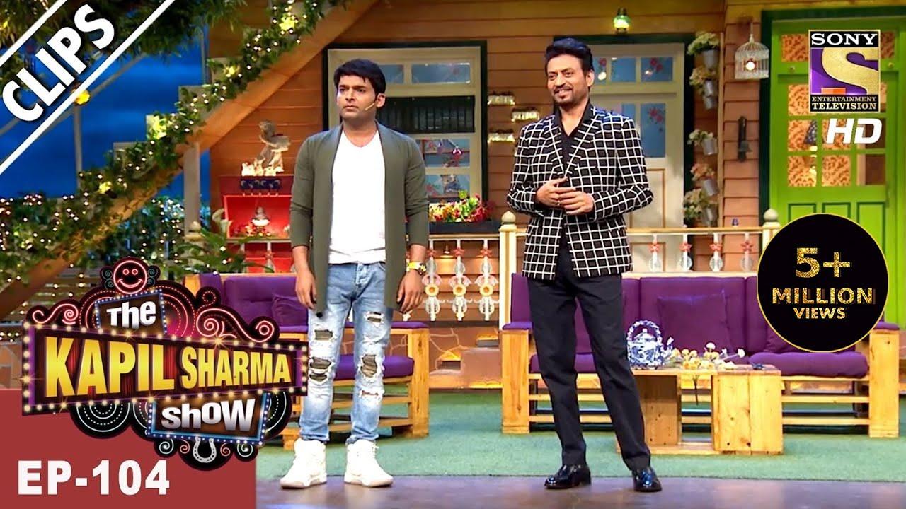 The Kapil Sharma & Irrfan Khan Factor - The Kapil Sharma Show - 7th May,  2017