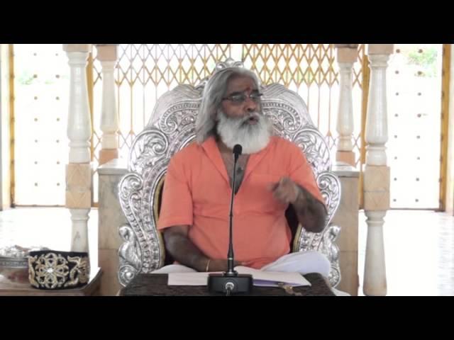 A true devotee - Shri Dnyanraj Manik Prabhu Maharaj, Maniknagar (Hindi)