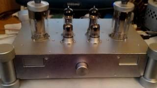 видео Ламповые усилители: двухтактный или однотактный?