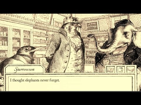 Aviary Attorney: Act 2, Part 1 - 3rd Day of Christmas 2016