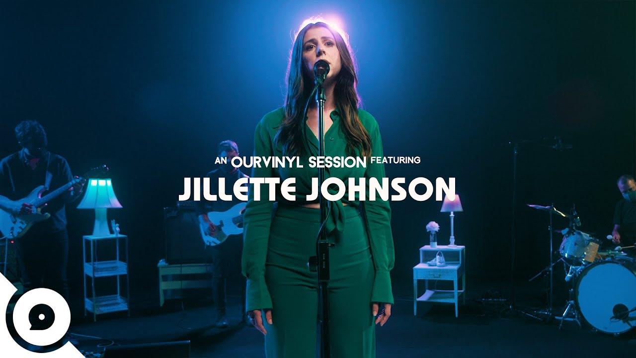 Jillette Johnson - Champagne Supernova | OurVinyl Sessions