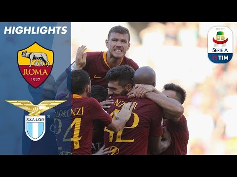 Porta Tv Lazio.Roma 3 1 Lazio Roma Win The Capital Derby Serie A Youtube