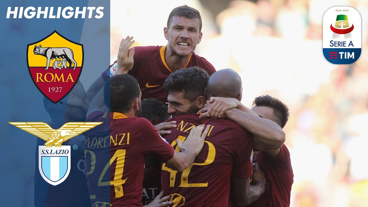Roma 3-1 Lazio 