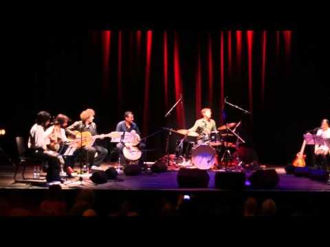 NO LAND`S SONG - In Conzert - Hannover Pavillon - 21. März `16
