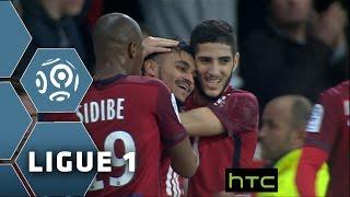 But Sofiane BOUFAL (28') / LOSC - Olympique Lyonnais (1-0) -  / 2015-16