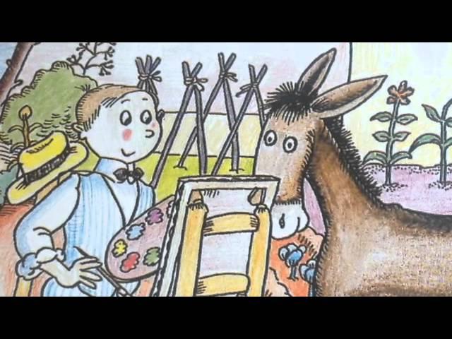 Joan Miró Un Resumen De Su Vida Para Niños Youtube