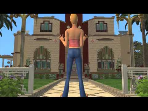The Sims 2 Mansion And Garden Stuff Official Trailer