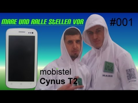 Mare und Ralle stellen vor #001 - Mobistel Cynus T2