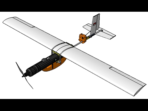 Low Cost Fixed-Wing UAV