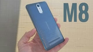 leagoo M8 Smartphone REVIEW - 5.7