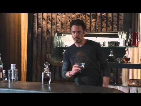 The Avengers - Iron Man VS Loki W/ MK VII Suit up | 1080pMovieClips