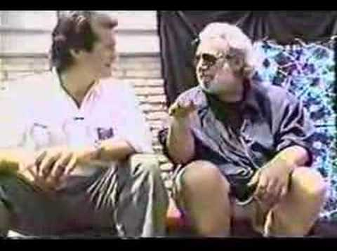 Jerry Garcia Interview part 1