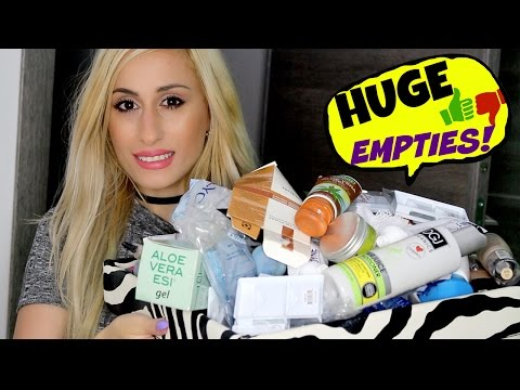 EMPTIES & REVIEWS #10 | 40+ PRODUCTS! | HITS & MISSES ! || DYNA