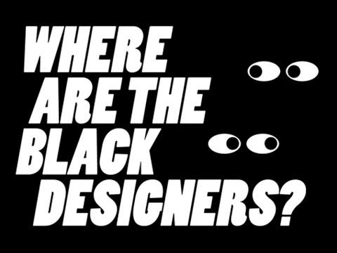 Where Are The Black Designers?