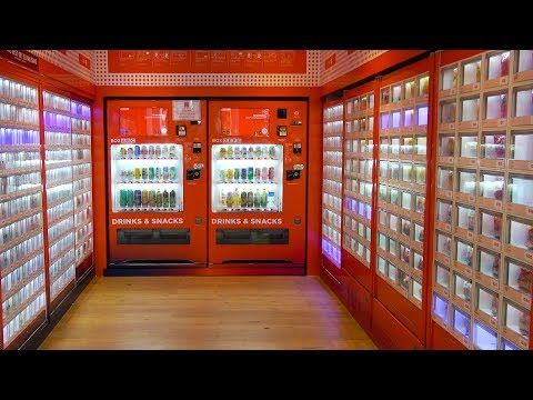 Vending Machine Cafe